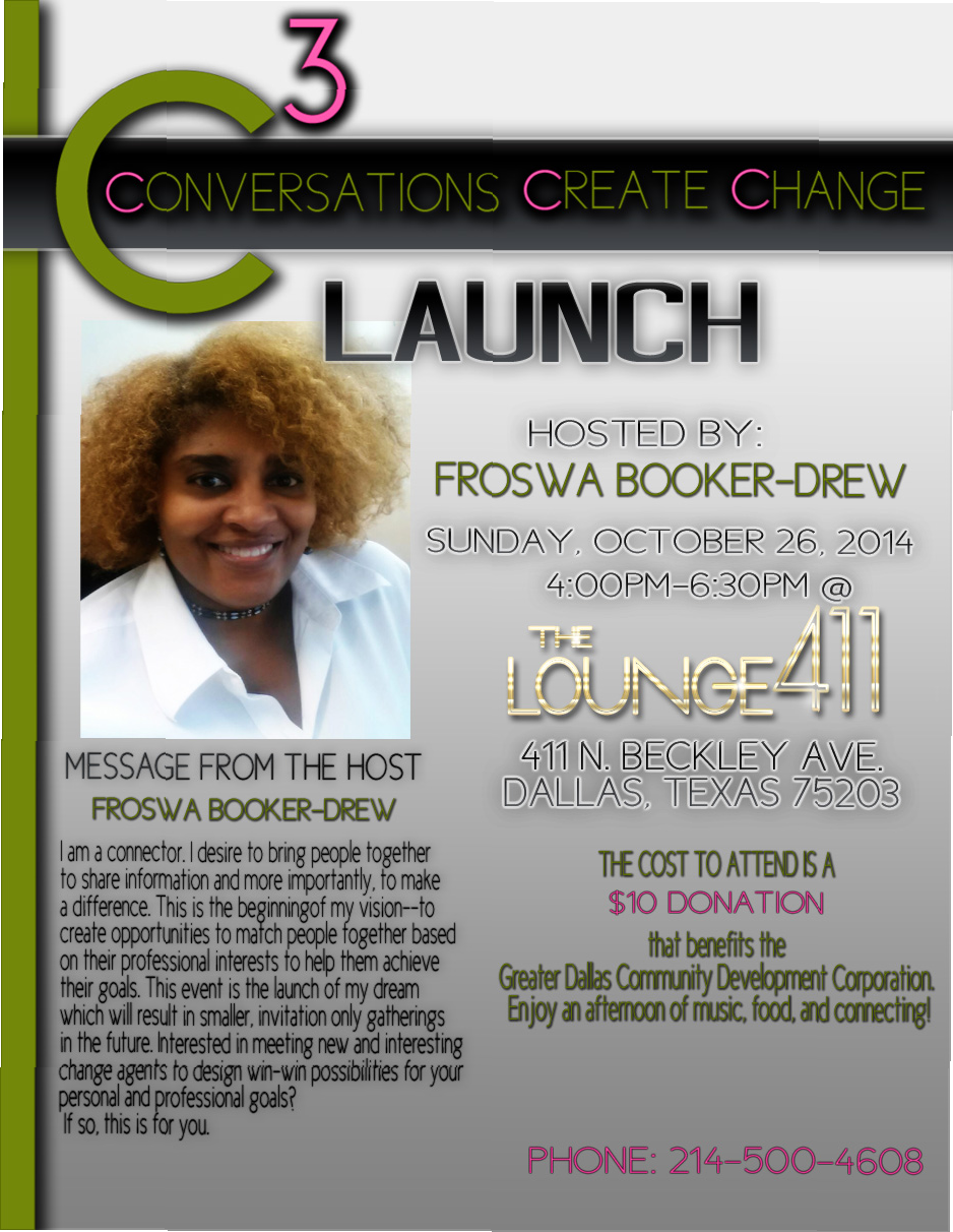 Froswa's Launch Event