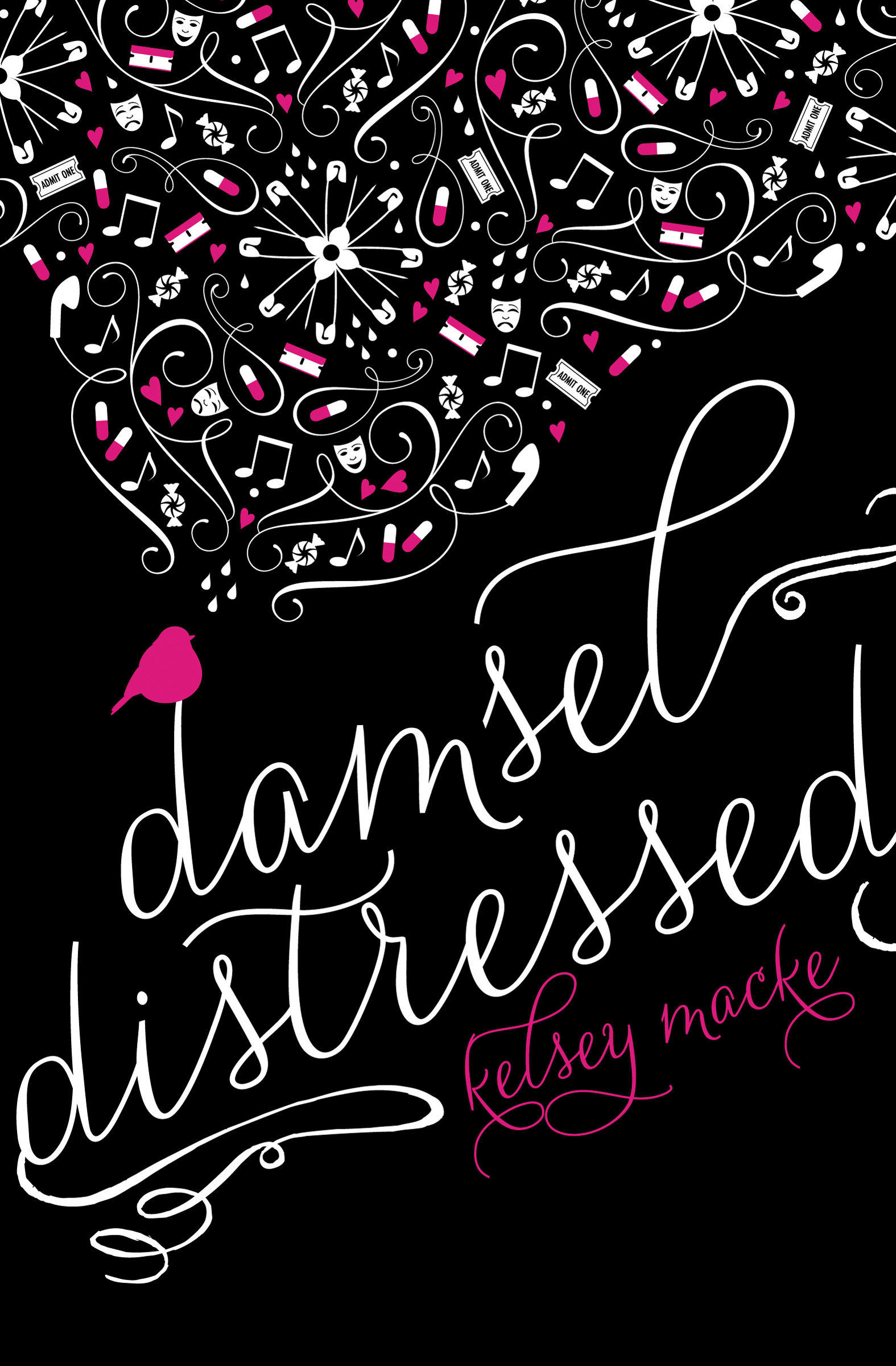 Damsel Distressed Book Cover